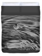2015 A Space Odyssey - Bw Duvet Cover