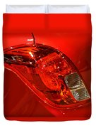 2015 Buick Encore Tail Light Duvet Cover