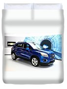 2015 Chevrolet Trax Number 1 Duvet Cover