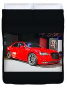 2015 Chrysler 300 Sport Duvet Cover
