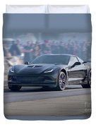2015 Corvette Z06 Coupe Duvet Cover