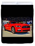 2015 Ford Mustang Coupe I4 Premium Duvet Cover