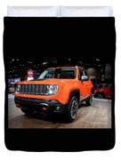 2015 Jeep Renegade Trailhawk Number 3 Duvet Cover