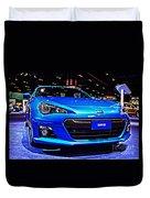 2015 Subaru Brz Duvet Cover
