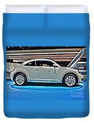2015 Volkswagen Beetle Duvet Cover