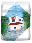 2016 Dc Ward Story Collection - Ward 7 Of 8 Duvet Cover