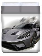 2016 Ford Gt  No 2 Duvet Cover