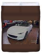 2016 Mazda Mx-5 Duvet Cover