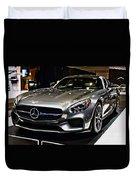 2016 Mercedes-amg Gts Duvet Cover