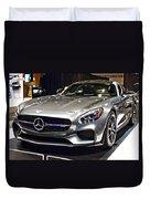 2016 Mercedes-amg Gts No 1 Duvet Cover