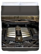 2016 Rolls Royce Wraith Engine Duvet Cover