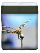 2017 Eclipse Dragonfly Duvet Cover