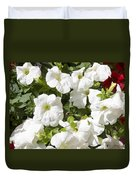 ,, Flowers ,, Duvet Cover