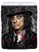 Alice Cooper Collection Duvet Cover