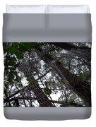 Australia - Spider Web High In The Tree Duvet Cover