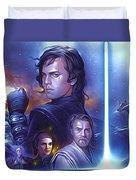 Star Wars For Art Duvet Cover
