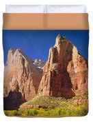 212437 Court Of The Patriarchs Duvet Cover