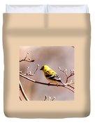 2164 - Goldfinch Duvet Cover