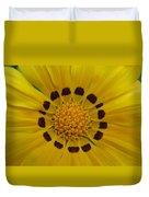 Australia - Yellow Daisy Flower Duvet Cover