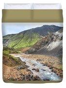 Landmannalaugar - Iceland Duvet Cover
