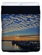 22- Magical Sunrise Duvet Cover