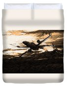 Star Wars A Poster Duvet Cover