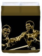 Muhammad Ali Collection Duvet Cover