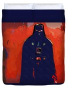 Star Wars At Art Duvet Cover