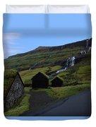 The Faroe Islands  Duvet Cover