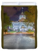 2300 At The Green Bay Courthouse Duvet Cover