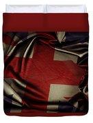 British Flag 5 Duvet Cover