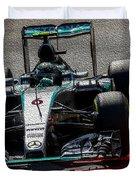 Formula 1 Monza Duvet Cover