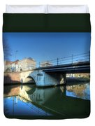 Mechelen Belgium Duvet Cover