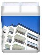 Modern Building Duvet Cover