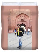 Harpal Singh Jadon Duvet Cover