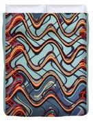 24th Street Tall Building - Phoenix Duvet Cover