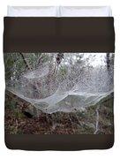 Australia - Concave Spider Web Duvet Cover