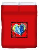 Heart Duvet Cover