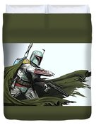 Star Wars The Trilogy Poster Duvet Cover