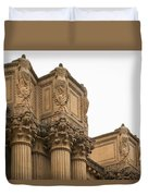 2511- Palace Of Fine Arts Duvet Cover