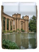 2515- Palace Of Fine Arts Duvet Cover