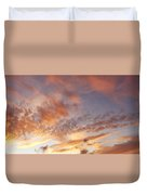 Summer Sky Duvet Cover