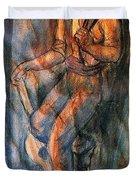 26750 Jesus De Perceval Duvet Cover