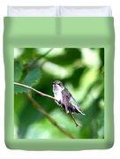 2757 -  Hummingbird Duvet Cover