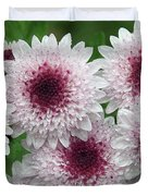 Autumn Flowers Duvet Cover
