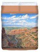 Colorado National Monument Duvet Cover
