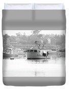 Down East Maine Duvet Cover