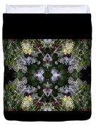 Wormhole Mandala Duvet Cover