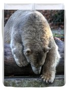 Hellabrunn Zoo - Munich, Germany Duvet Cover