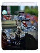 Lewis Hamilton  Duvet Cover